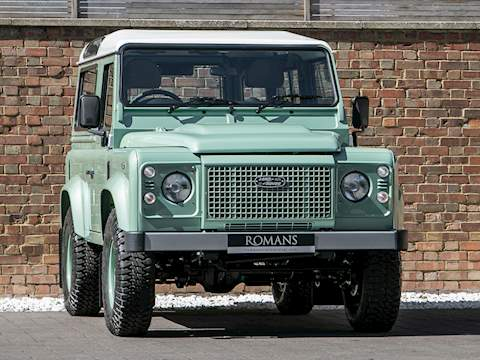 Land Rover Defender 90 Td Heritage Station Wagon