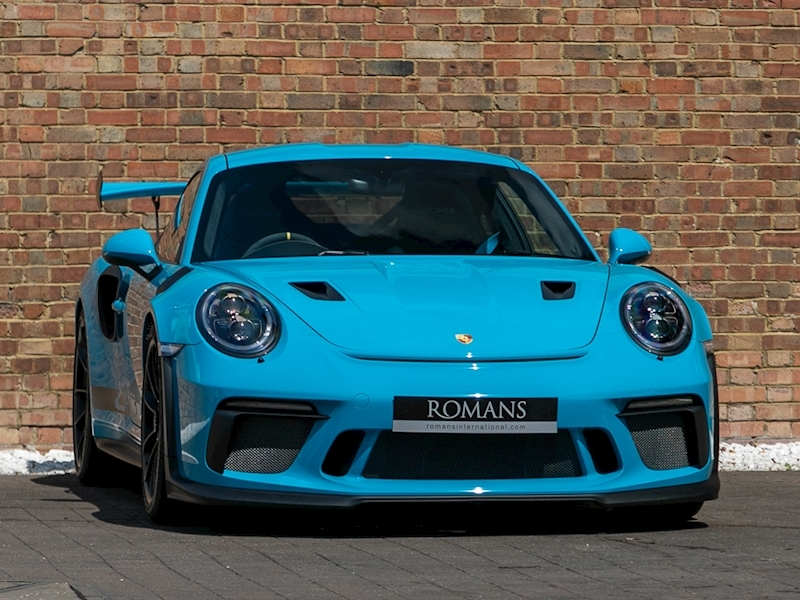 911 (991.2) GT3 RS