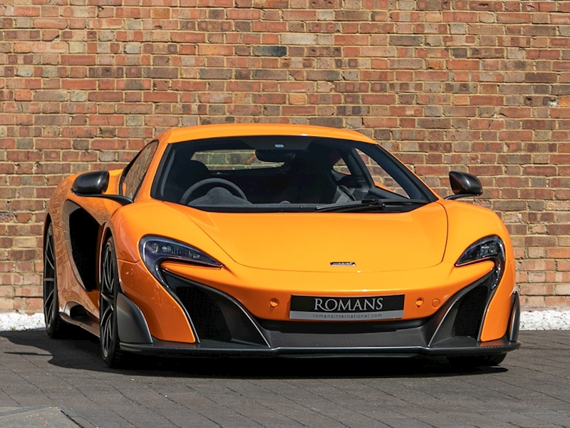 675LT Coupe Special Edition V8 2dr Ssg