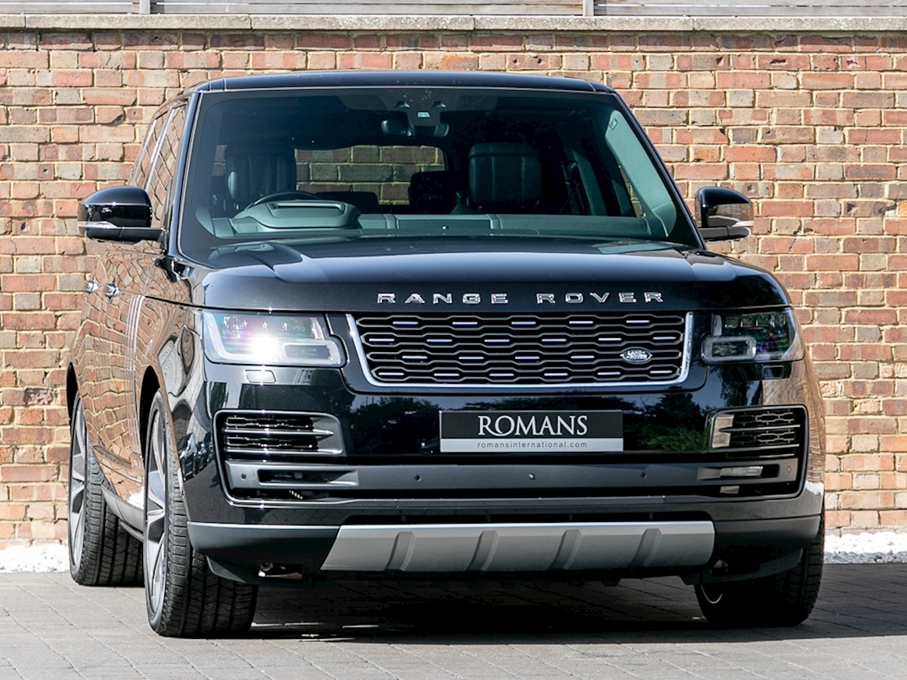 2018 Range Rover Sv Autobiography Dynamic >> 2018 Used Land Rover Range Rover V8 Svautobiography Dynamic