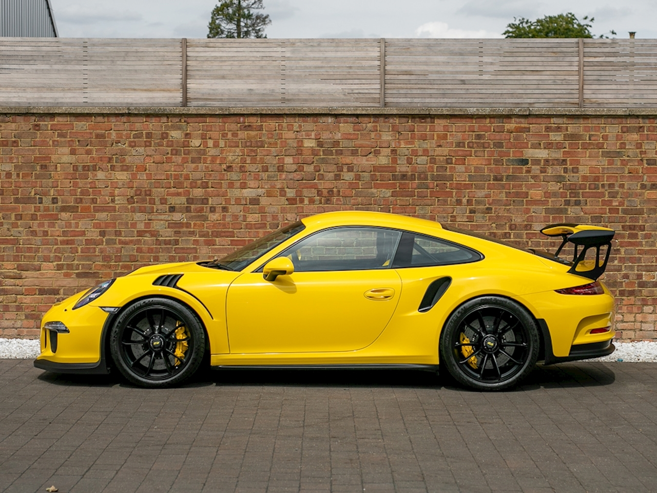 2016 used porsche 911 gt3 rs pdk racing yellow pts