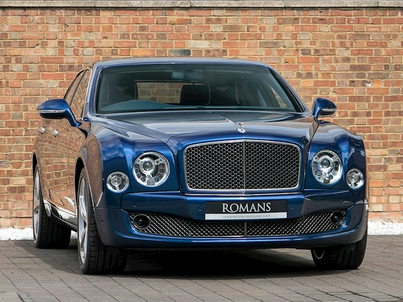 Mulsanne Saloon 6.8 V8 Speed 4dr Auto