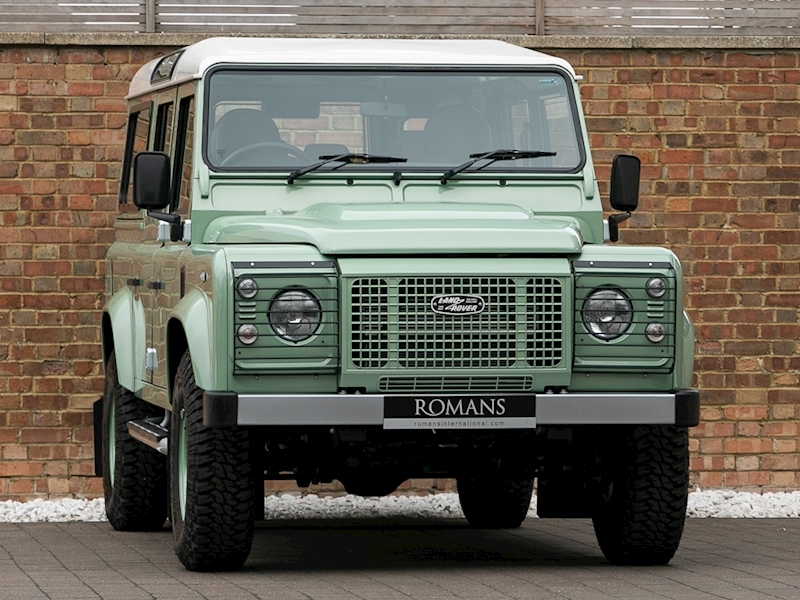 Defender 110 Td Heritage Station Wagon Light 4X4 Utility 2.2 Manual Diesel