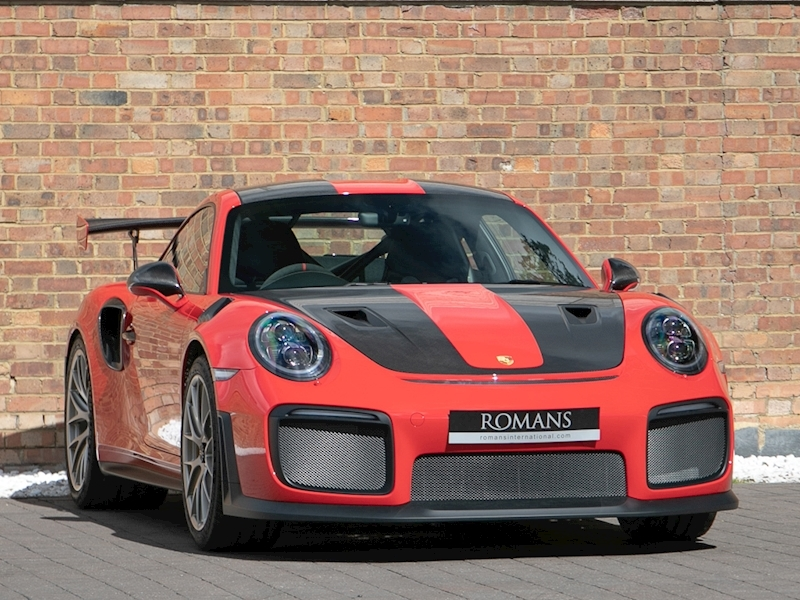 911 Gt2 Rs Pdk Coupe 3.8 Semi Auto Petrol