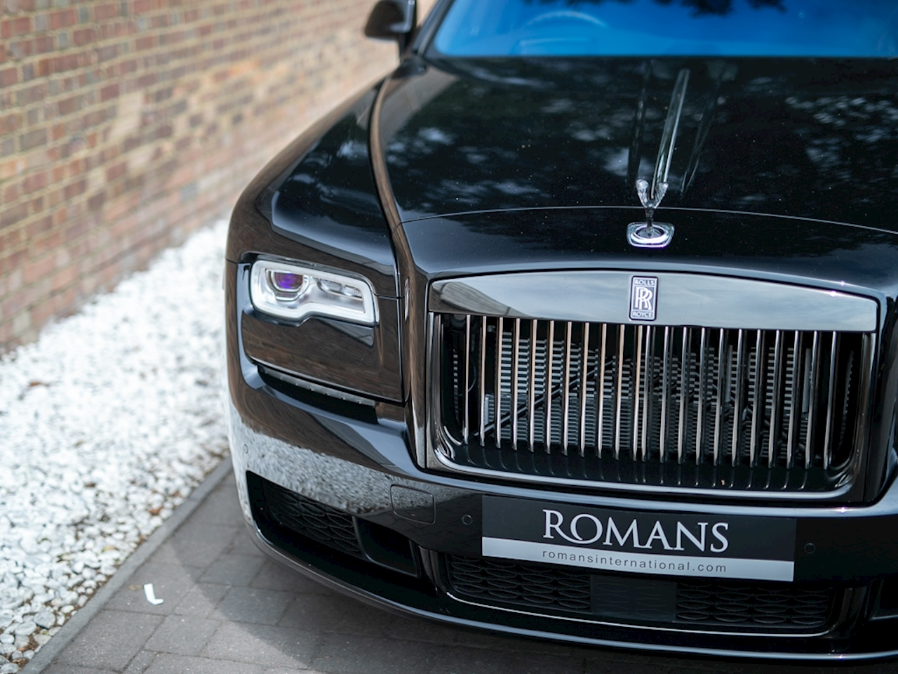 2018 Used Rolls-Royce Ghost V12 Swb | Commissioned ...