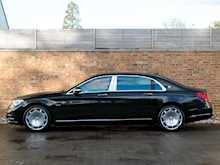 Mercedes Maybach S600 - Thumb 1