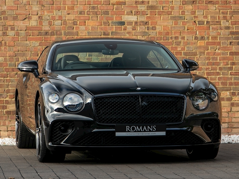 Bentley Continental GT Coupe 6.0 W12 2dr