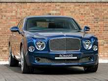 Bentley Mulsanne Speed - Thumb 0