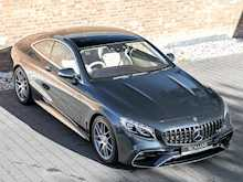 Mercedes AMG S63 Coupe - Thumb 5