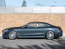 Mercedes AMG S63 Coupe - Thumb 1