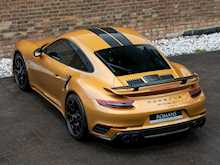 Porsche 911 Turbo S Exclusive Series - Thumb 8