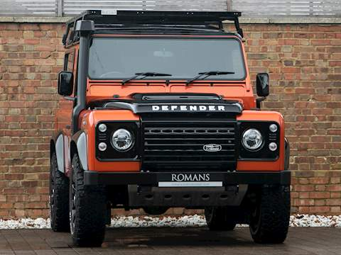 Land Rover Defender 90 Adventure