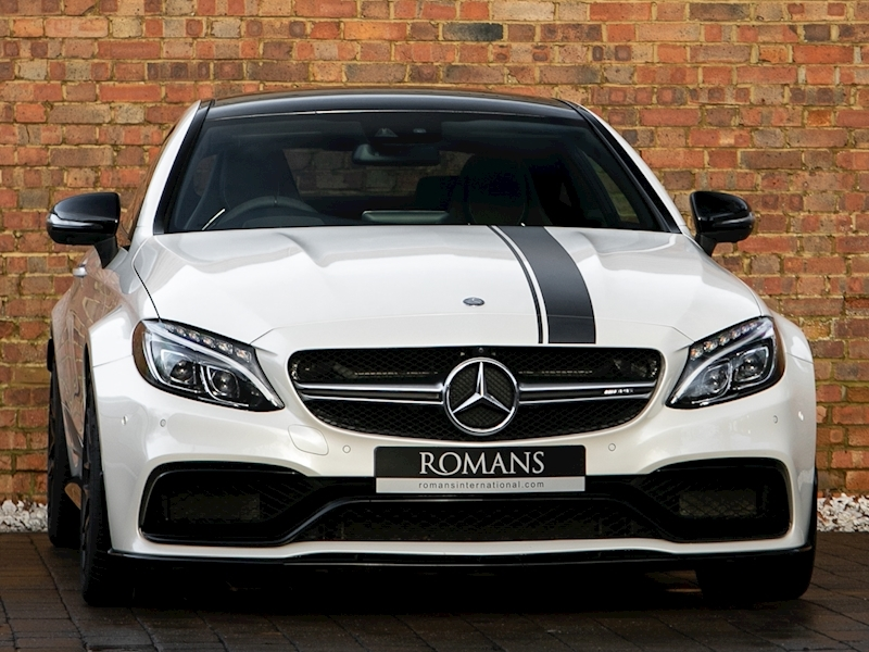 C Class AMG Coupe Special Editions C63S