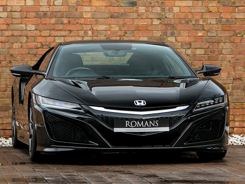 Nsx Nsx V6 Auto Coupe 3.5 Automatic Petrol/Electric