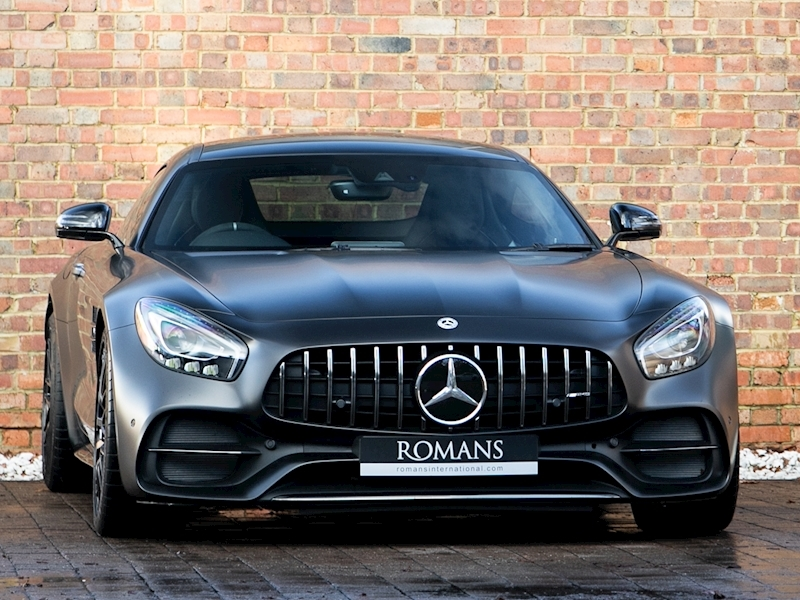 Gt Amg Gt C Edition 50 Auto Coupe 4.0 Automatic Petrol