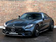 Mercedes AMG GT C Coupe Edition 50 - Thumb 5
