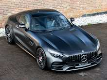 Mercedes AMG GT C Coupe Edition 50 - Thumb 7