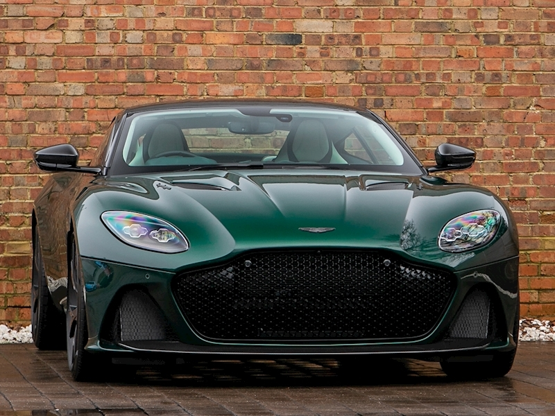 Dbs Coupe V12 Superleggera 2dr Touchtronic A