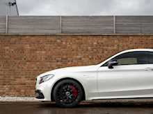 Mercedes AMG C63 S Coupe - Thumb 21
