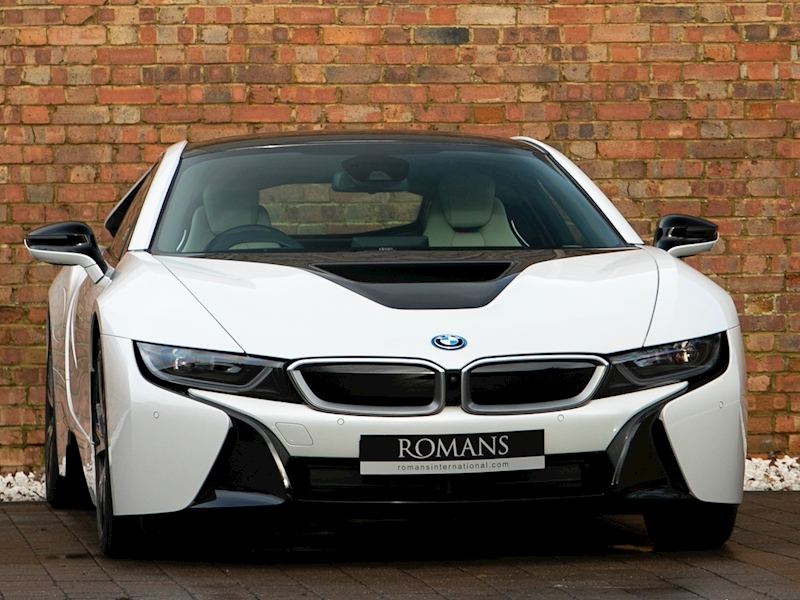I8 Coupe 1.5 Automatic Petrol/Electric