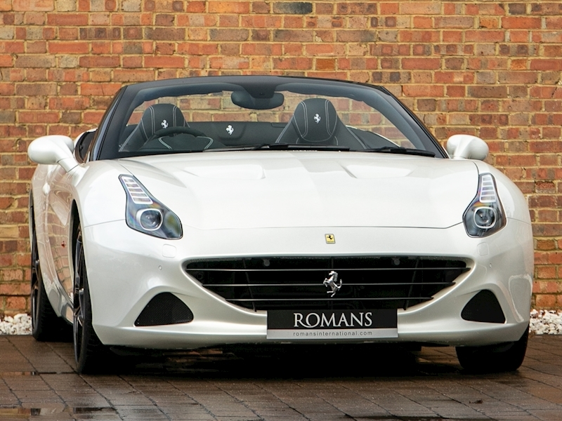 Ferrari California T >> 2015 Used Ferrari California Dd Bianco Italia
