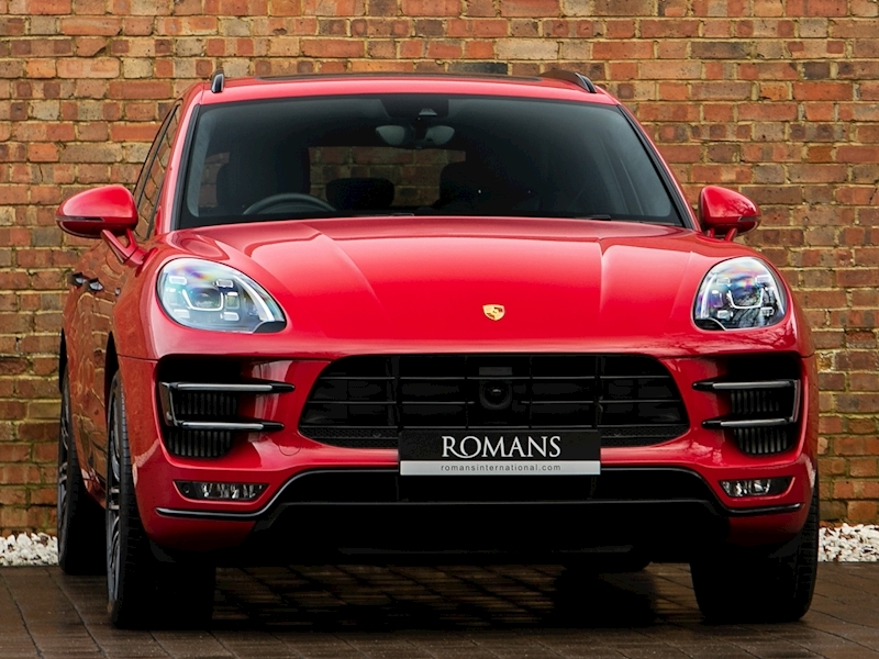 Macan Turbo Performance Pdk Estate 3.6 Semi Auto Petrol