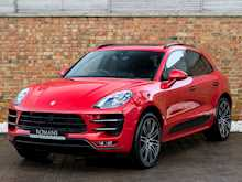 Porsche Macan Turbo Performance Pack - Thumb 5