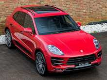 Porsche Macan Turbo Performance Pack - Thumb 7