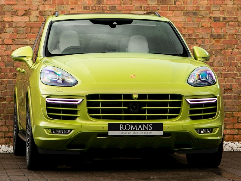 Cayenne Estate Turbo S 5dr Tiptronic
