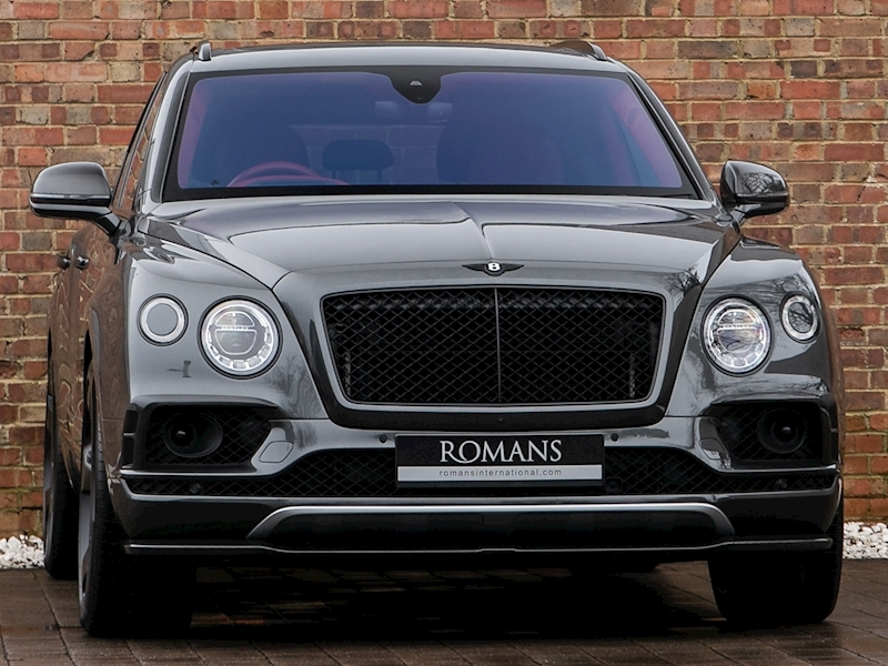 Bentayga Estate 6.0 W12 5dr