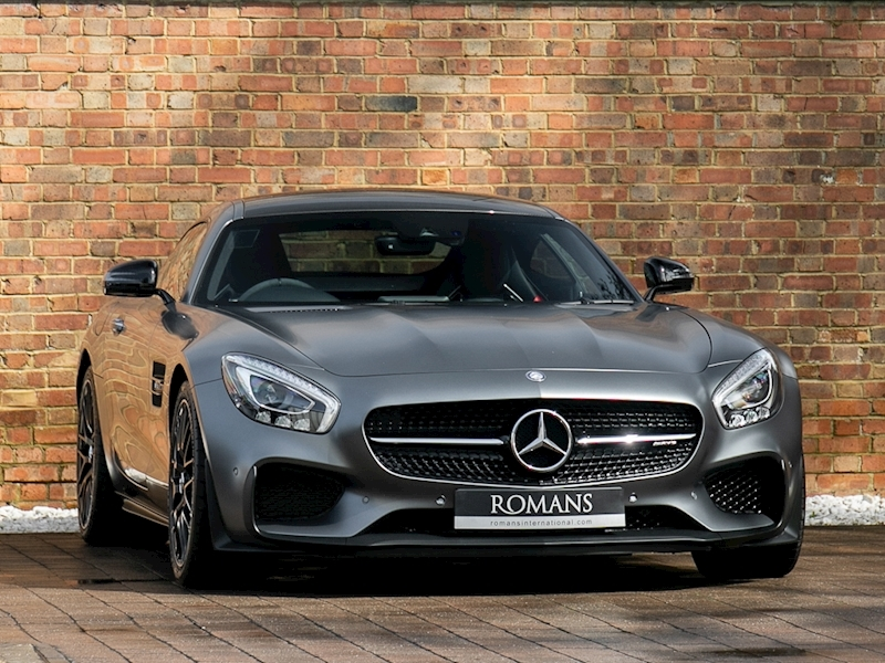 AMG GT Coupe Special Editions GT S