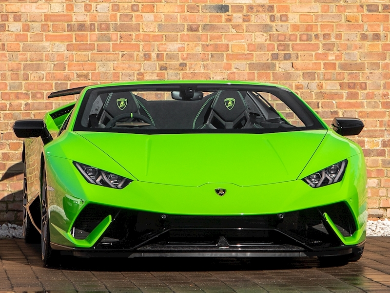 Huracan Performante  Convertible 5.2  Petrol