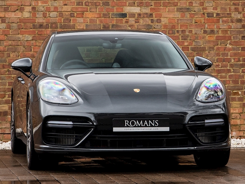 Panamera Turbo S E-Hybrid Pdk Hatchback 4.0 Semi Auto Petrol/Electric
