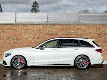 Mercedes AMG C63 S Estate - Thumb 1