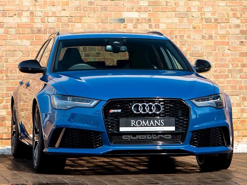RS6 Avant 4.0Fsi Quattro Performance 5DR