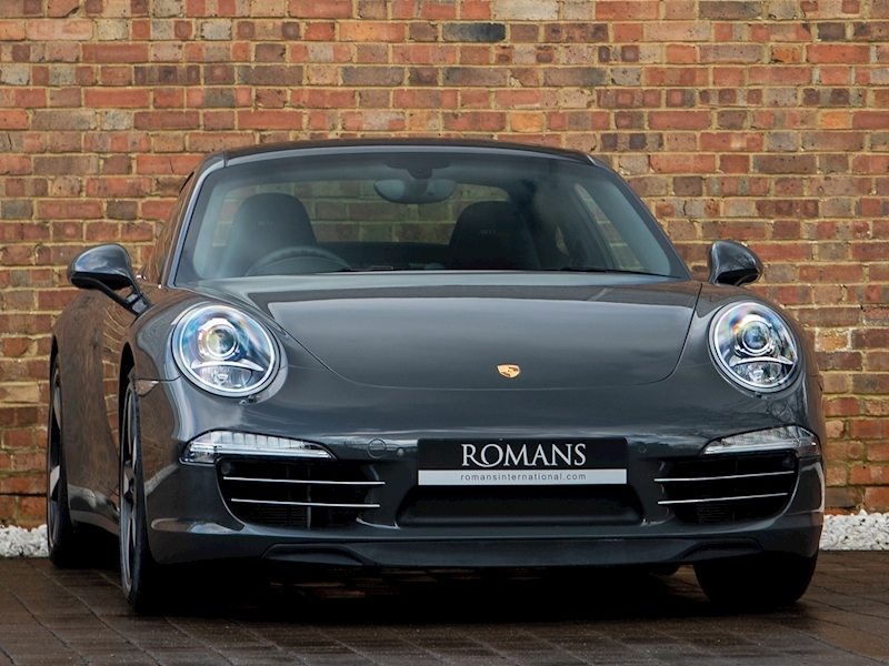 911 50 Anniversary Edition Coupe 3.8 Manual Petrol