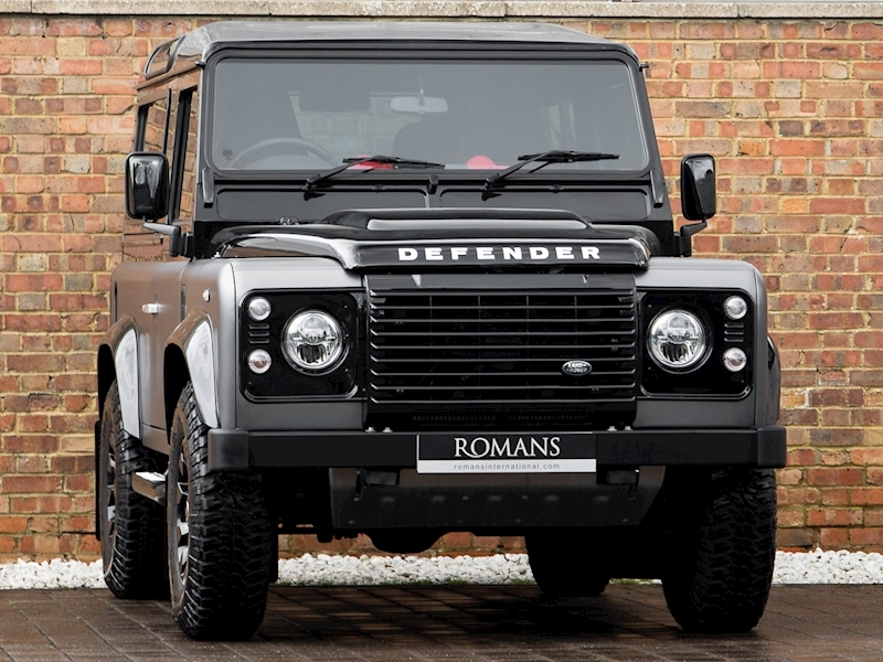 Defender 90 Td Autobiography Station Wagon Light 4X4 Utility 2.2 Manual Diesel
