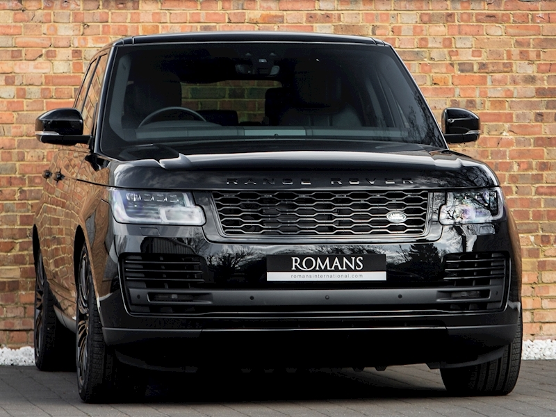 Range Rover V8 Autobiography Estate 5.0 Automatic Petrol