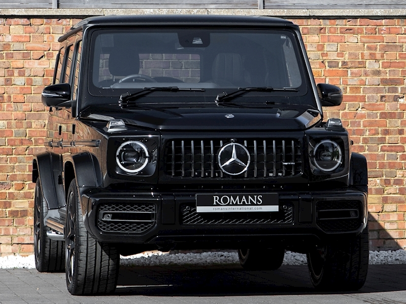 G-Class Amg G 63 4Matic 4x4 4.0 Automatic Petrol