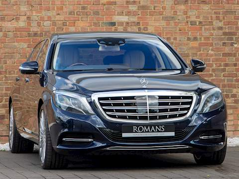 Mercedes-Benz S Class Maybach S600