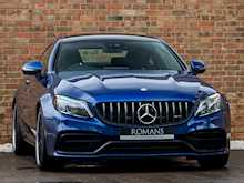 Mercedes AMG C63 S Coupe - Thumb 0