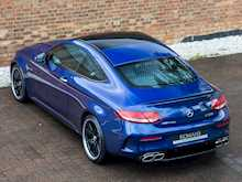 Mercedes AMG C63 S Coupe - Thumb 8