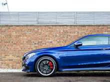 Mercedes AMG C63 S Coupe - Thumb 22