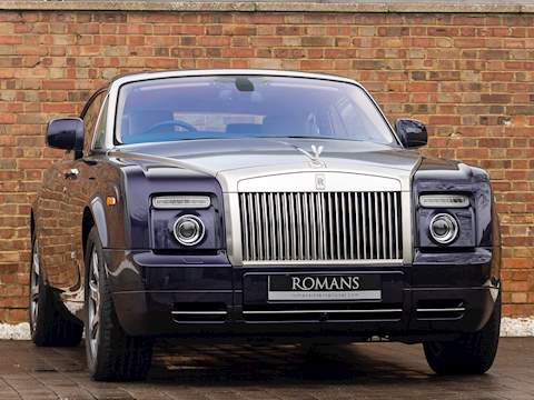 Rolls-Royce Phantom Phantom Coupe