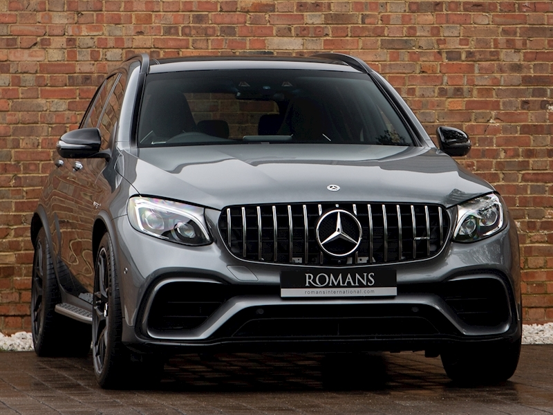 Glc-Class Amg Glc 63 S 4Matic Premium Estate 4.0 Automatic Petrol
