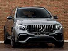 Mercedes AMG GLC 63 S 4Matic - Thumb 0