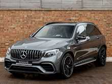 Mercedes AMG GLC 63 S 4Matic - Thumb 5