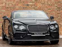 Bentley Continental GT V8 S Convertible Black Edition - Thumb 0
