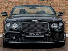 Bentley Continental GT V8 S Convertible Black Edition - Thumb 5