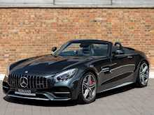 Mercedes AMG GT C Roadster - Thumb 5